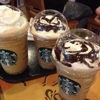 Photo taken at Starbucks Coffee by Darling C. on 10/26/2012