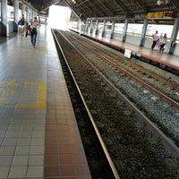 Photo taken at LRT 1 (Gil Puyat Station) by Zuo A. on 4/16/2016
