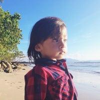 Photo taken at Santubong Beach by Mohd Razali on 4/15/2013