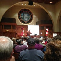 Photo taken at First Unitarian Church of Cincinnati by Susan W. on 2/10/2013