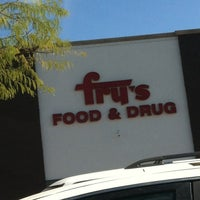 Photo taken at Fry's Food Store by Areal C. on 10/28/2012