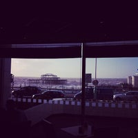 Photo taken at Holiday Inn Brighton - Seafront by Monty on 2/8/2014