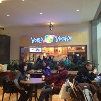 Photo taken at World Wrapps by Juno on 2/17/2013