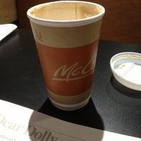 Photo taken at McCafé by Pat on 11/26/2012