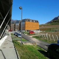 Photo taken at Fondazione Edmund Mach by Marco G. on 11/26/2013