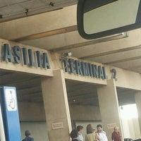 Photo taken at Terminal 2 by Matheus F. on 11/11/2012