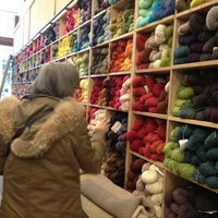 Photo taken at Purl Soho by Sean M. on 2/21/2013