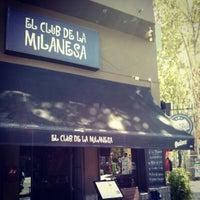 Photo taken at El Club de la Milanesa by Mário L. on 2/26/2013