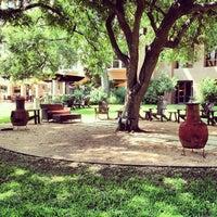 Photo taken at Four Seasons Hotel Austin by Elaine S. on 6/19/2013