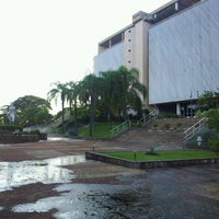 Photo taken at BCP - Banco Central del Paraguay by Yobiin G. on 3/25/2013