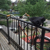 Photo taken at Firehouse Bikes by Meg S. on 6/10/2014