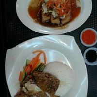 Photo taken at Food Bazaar by Idee B. on 10/5/2012