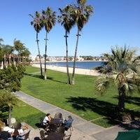 Photo taken at Catamaran Resort Hotel and Spa by Ben Z. on 2/25/2013