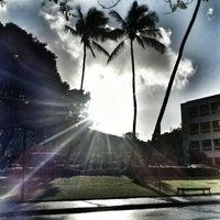 Photo taken at University of Hawai'i at Mānoa by @RickNakama on 12/17/2012