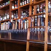 Photo taken at Bridge Tap House & Wine Bar by Robert on 5/21/2013