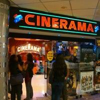 Photo taken at Cinerama - El Pacífico by Sebastian C. on 5/1/2013