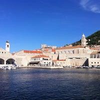 Photo taken at Stari Grad (Old Town) by Serdal on 9/29/2014