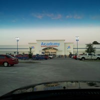 Photo taken at Academy Sports & Outdoors by Dereck H. on 10/31/2012