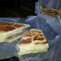 Photo taken at Papi's Cuban & Caribbean Grill by Jason H. on 10/25/2012