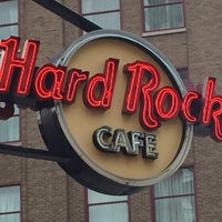 Photo taken at Hard Rock Cafe Indianapolis by Jamison S. on 6/9/2016