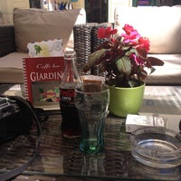 Photo taken at Caffe bar Giardino by Olivia P. on 5/21/2014