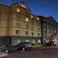 Photo taken at Fairfield Inn & Suites Atlanta Perimeter Center by Randy on 12/7/2016