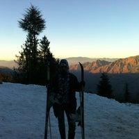Photo taken at Kufri Fun World & Skii Point by Shekhar Ravi on 12/20/2012