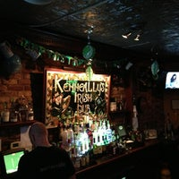 Photo taken at Kenneally's Irish Pub by R . on 3/10/2013