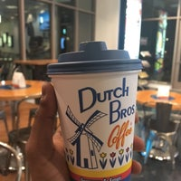 Photo taken at Dutch Bros. Coffee by Saoud A. on 9/13/2016