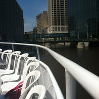 Photo taken at Milwaukee Boat Line by Jen on 6/20/2013