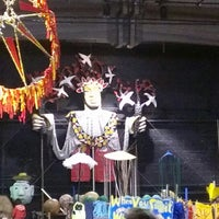 Photo taken at In the Heart of the Beast Puppet and Mask Theatre by Nathan H. on 4/13/2013
