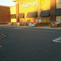Photo taken at Walmart Supercenter by Big B. on 10/11/2012