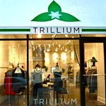 Photo taken at Trillium by Racked on 1/24/2014