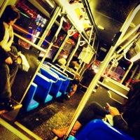 Photo taken at MTA Bus - 7 Av & W 57 St (M31/M57/X12/X14/X30/X42) by Chuck A. on 2/1/2013