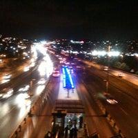 Photo taken at Halıcıoğlu Metrobüs Durağı by mehmet a. on 7/16/2013