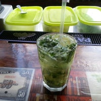 Photo taken at Mojito Cuban Cuisine by ByeongWook H. on 12/30/2012