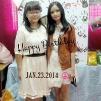 Photo taken at SMA Methodist 3 Medan by Cynthia V. on 1/22/2014