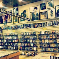 Photo taken at Ernest Tubb Record Shop by Lindsay K. on 9/16/2012