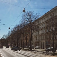 Photo taken at H Weihburggasse by Ivana P. on 3/29/2016