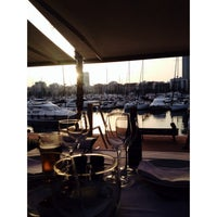 Photo taken at Restaurante Santi by Karina on 6/7/2014