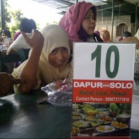Photo taken at Dapur Solo by Kiki O. on 5/10/2013