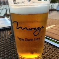 Photo taken at The Mirage Pool & Cabanas by Steve K. on 10/25/2012