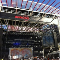 Photo taken at Austin360 Amphitheater by Rita on 5/31/2013