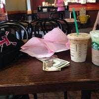 Photo taken at Starbucks by Michelle Ro on 10/16/2013