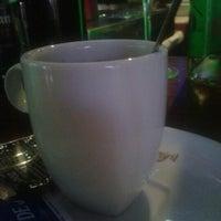 Photo taken at El Cafe Del Levante by Richard G. on 10/21/2012