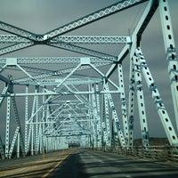 Photo taken at Castleton-on-Hudson Bridge by Jake L. on 2/14/2013