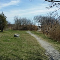 Photo taken at Belle Isle Marsh by Donald C. on 4/21/2014