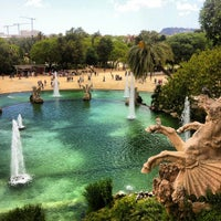 Photo taken at Parc de la Ciutadella by Ivankevich on 5/26/2013
