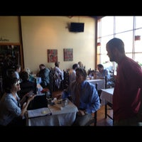 Photo taken at The Depot Coffee House and Bistro by Lici B. on 10/24/2012