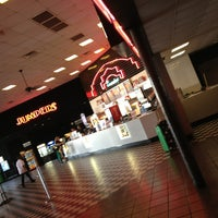 Photo taken at Cinemark Movies 8 by Jeff S. on 8/30/2013